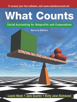 What Counts: Social Accounting for Nonprofits and Cooperatives (Paperback)