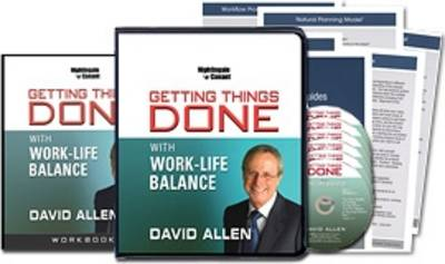 Getting Things Done with Work Life Balance (CD-Audio)