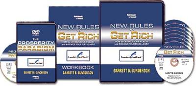 New Rules to Get Rich (CD-Audio)