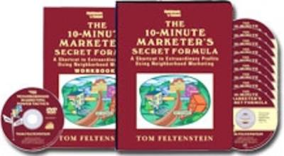 The 10-Minute Marketers Secret Formula (CD-Audio)