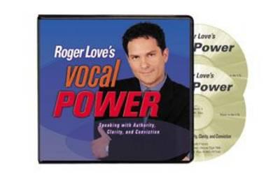 Roger Love's Vocal Power (CD-Audio)