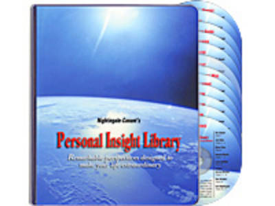 Personal Insight Library (CD-Audio)