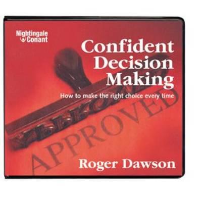 Confident Decision Making (CD-Audio)