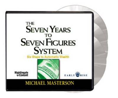 The 7 Years to 7 Figures System (CD-Audio)