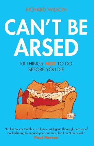 Can't Be Arsed (Hardback)