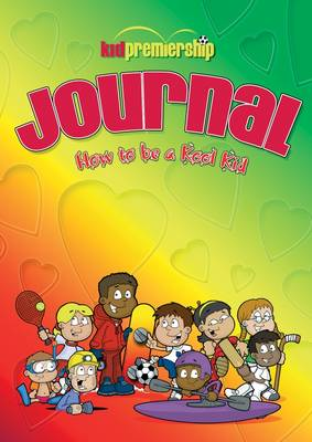 Kool Kid Journal (Paperback)