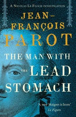 The Man with the Lead Stomach (Paperback)