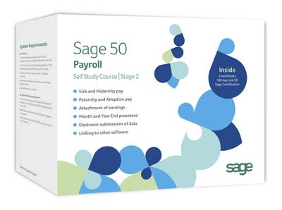 Sage 50 Payroll 2012 Self Study Course: Stage 2 with Certification