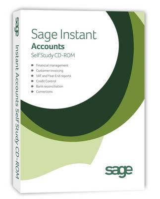 Sage Instant Accounts CD ROM: V18 (CD-Audio)