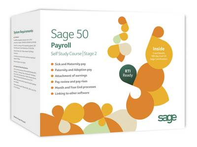 Sage 50 Payroll 2013 Self Study Course: Stage 2 with Certification