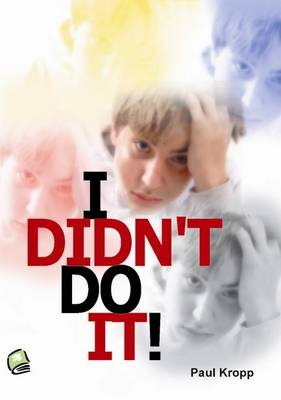 I Didn't Do It! - High Interest Primary Series (Paperback)