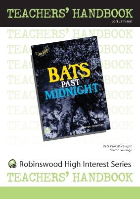 Bats Past Midnight - High Interest Primary - Teachers' Handbooks (Spiral bound)