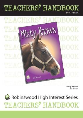 Misty Knows - High Interest Primary - Teachers' Handbooks (Spiral bound)