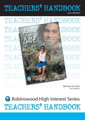 Running for Dave - High Interest Teenage - Teachers' Handbooks (Spiral bound)