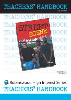 Street Scene - High Interest Teenage - Teachers' Handbooks (Spiral bound)