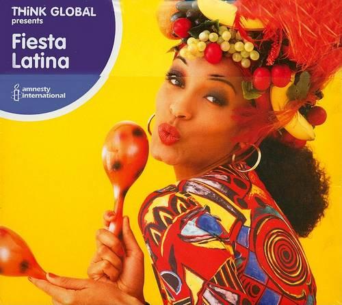 Think Global: Fiesta Latina - Rough Guide Music Guides (CD-Audio)