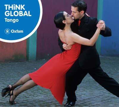 Think Global: Tango - Rough Guide (CD-Audio)