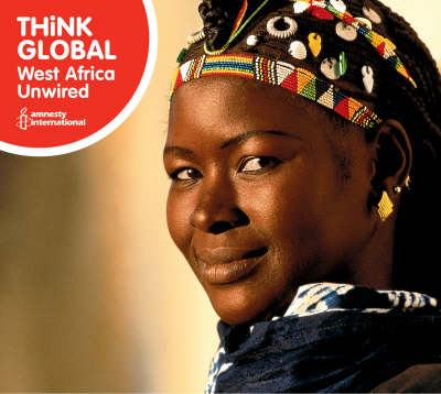 Think Global: West Africa Unwired - Rough Guide (CD-Audio)