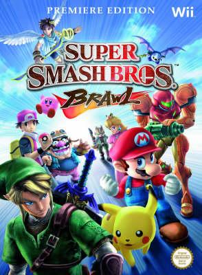 Super Smash Bros. Brawl: Official Game Guide (Paperback)
