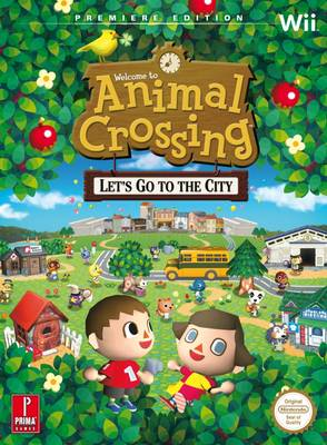 Animal Crossing: Let's Go to the City (Paperback)