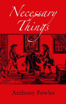 Necessary Things: A Historical Novel for Today (Paperback)