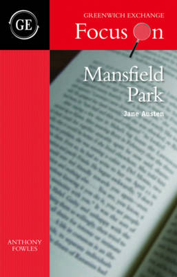 Mansfield Park by Jane Austen - Focus on (Paperback)