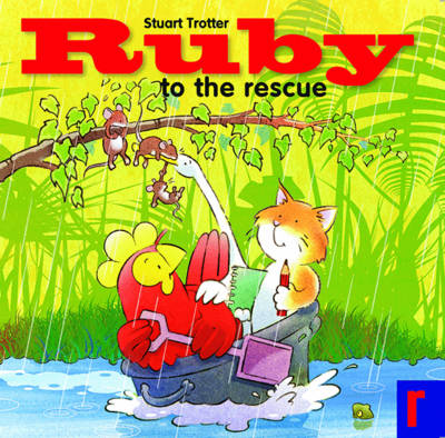 Ruby to the Rescue - Ruby the Little Red Hen 2 (Paperback)