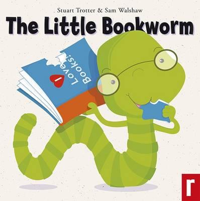 The Little Bookworm (Paperback)