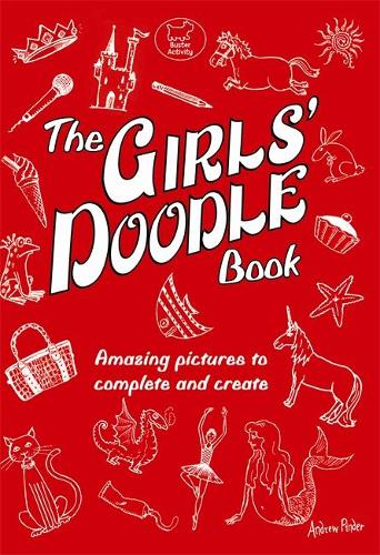 The Girls' Doodle Book (Paperback)