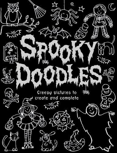 Spooky Doodles (Paperback)