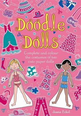 Doodle Dolls - Craft (Paperback)