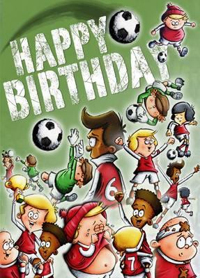 Happy Birthday - Soccer - Cardooo