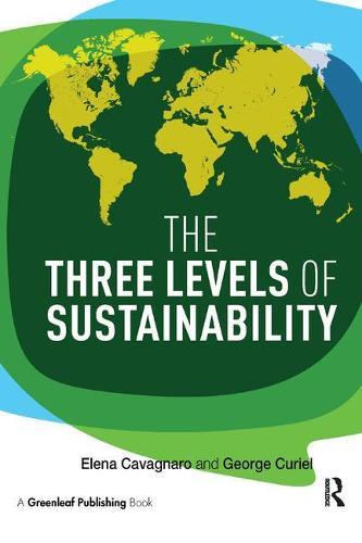 The Three Levels of Sustainability (Paperback)