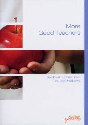 More Good Teachers (Paperback)