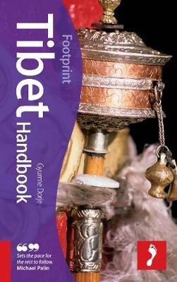 Tibet Footprint Handbook - Footprint Handbook (Hardback)
