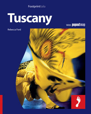 Tuscany Footprint Full-colour Guide - Footprint Full-colour Guide (Paperback)