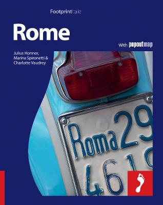 Rome Footprint Full-Colour Guide - Footprint Full-Colour Guide (Paperback)