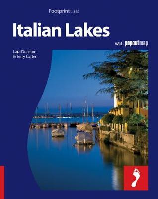 Italian Lakes Footprint Full-Colour Guide - Footprint Full-Colour Guide (Paperback)