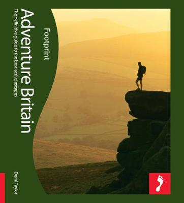 Adventure Britain Footprint Activity & Lifestyle Guide - Footprint Activity & Lifestyle Guide (Paperback)