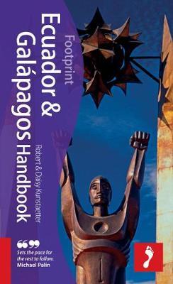 Ecuador & Galapagos Footprint Handbook - Footprint Handbook (Hardback)