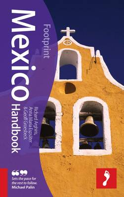 Mexico Footprint Handbook - Footprint Handbook (Hardback)