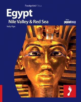 Egypt, Nile Valley & Red Sea Footprint Full-Colour Guide - Footprint Full-Colour Guide (Paperback)