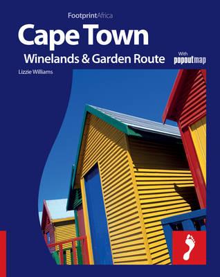 Cape Town Winelands Footprint Full-colour Guide - Footprint Full-colour Guide (Paperback)