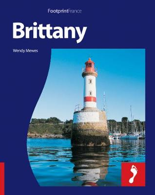 Brittany Footprint Full-Colour Guide - Footprint Full-Colour Guide (Paperback)