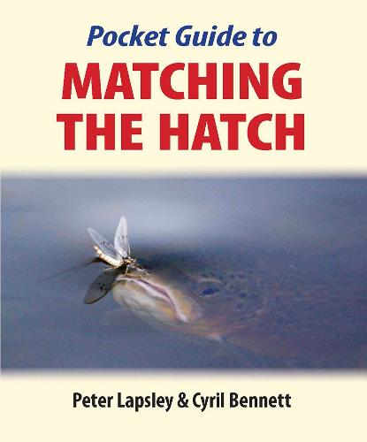 Pocket Guide to Matching the Hatch (Paperback)