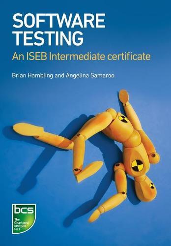 Software Testing: An ISEB Intermediate Certificate (Paperback)