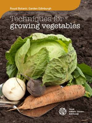 Growing Your Own Vegetables (Book)