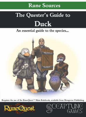 The Quester's Guide to Duck - Rune Sources 3 (Paperback)
