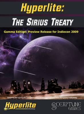 Hyperlite: The Sirius Treaty (Paperback)