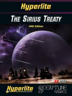 Hyperlite: The Sirius Treaty, UNE Edition (Paperback)